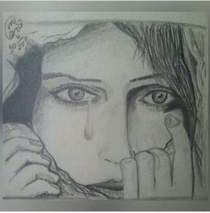 Broken heart - Artbymaria