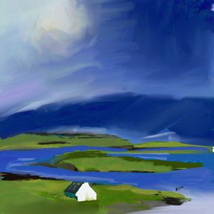 I Remember the Hebrides - Michael Anthony Milton Gallery