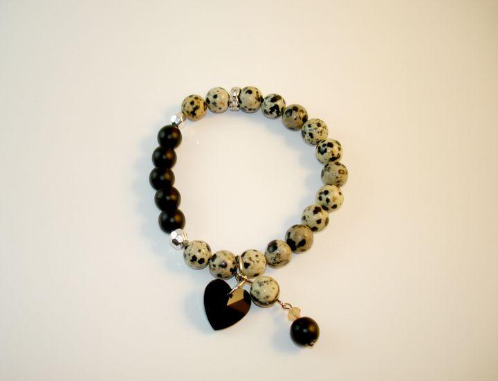 Gemstone Semi-precious Bracelet 8MM - Pepino