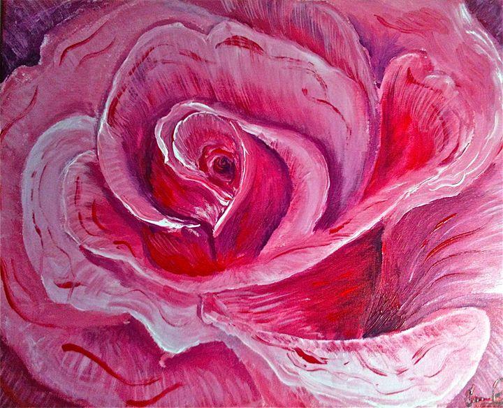 Lover's Beauty - Georgianne Rowe