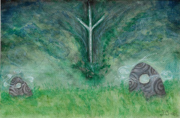 Algir Runestones - Dorjan Slogar