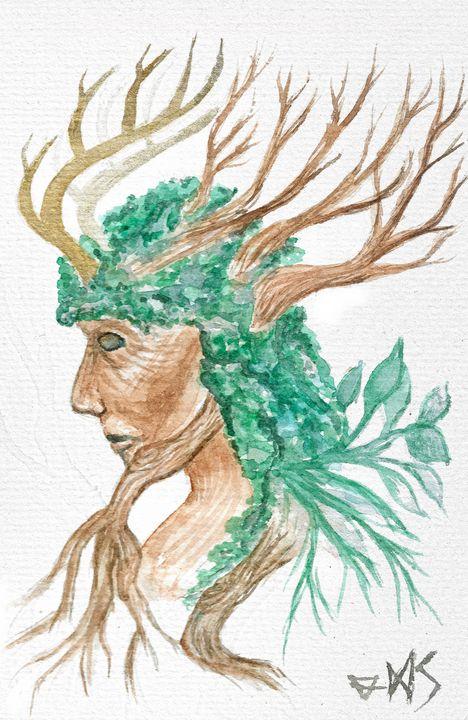 Forest Spirit - Dorjan Slogar