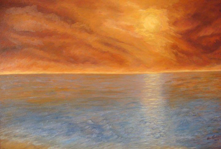 Sunset - Gloria Cardenas