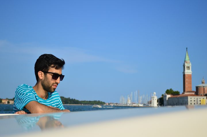 Thoughts On the Grand Canal - Wardululu Alsaffar