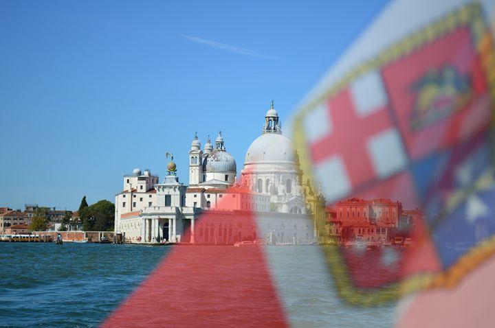 Flag of Venice - Wardululu Alsaffar