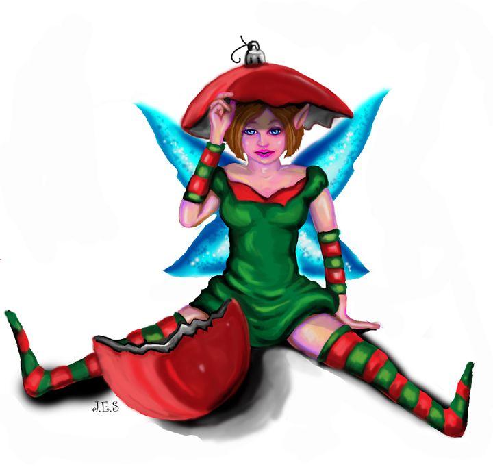 Xmas Fairy - EnvyKat