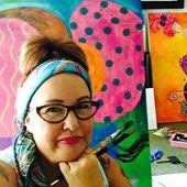 Martha Wynne Mermaid artist