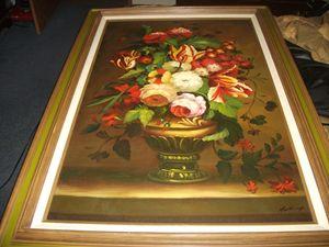 vase of flower - L&S SELLS