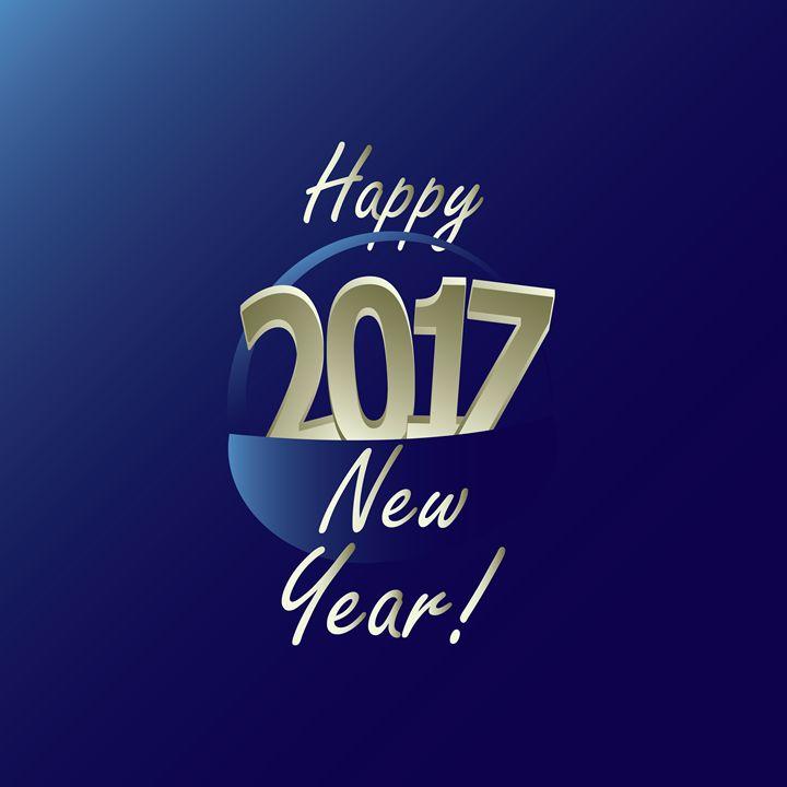 Happy New Year 2017 - feiermar