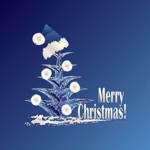 Santa s Christmas tree