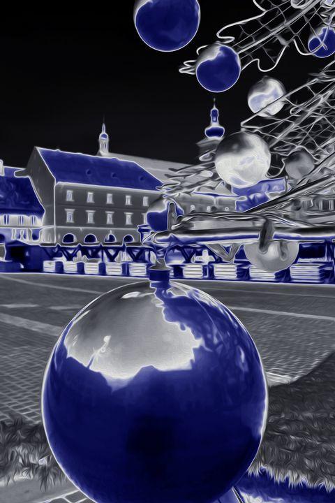 Christmas in blue - feiermar