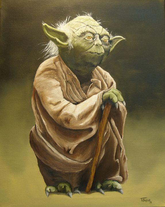 Master Yoda - T. Baze