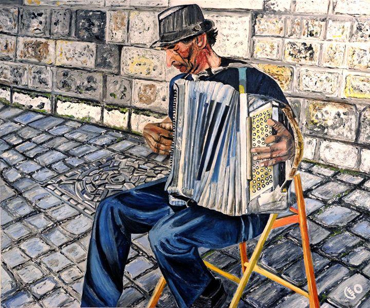L'accordéoniste - Geo