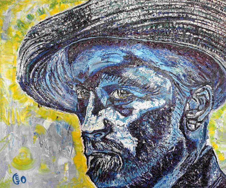 Kirk Douglas as Vincent van Gogh - Geo