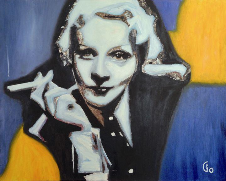 Marlene Dietrich - Geo