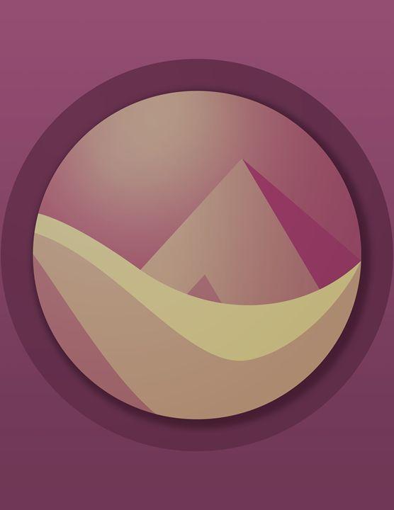 Great Pyramid - Azmi Al-Ghussain