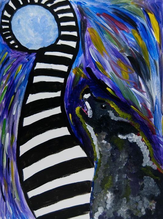 Wold at Night - Twist of Madness