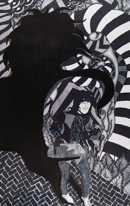 Electric Shadow - Twist of Madness