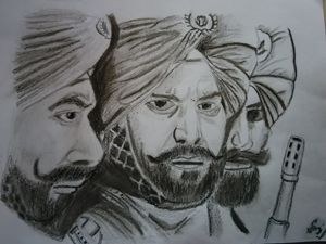 Indian sikh army