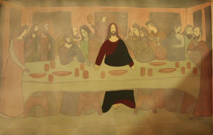 The Last Supper - Abhay Samant