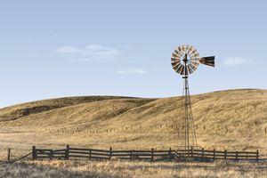 Friant's Windmill