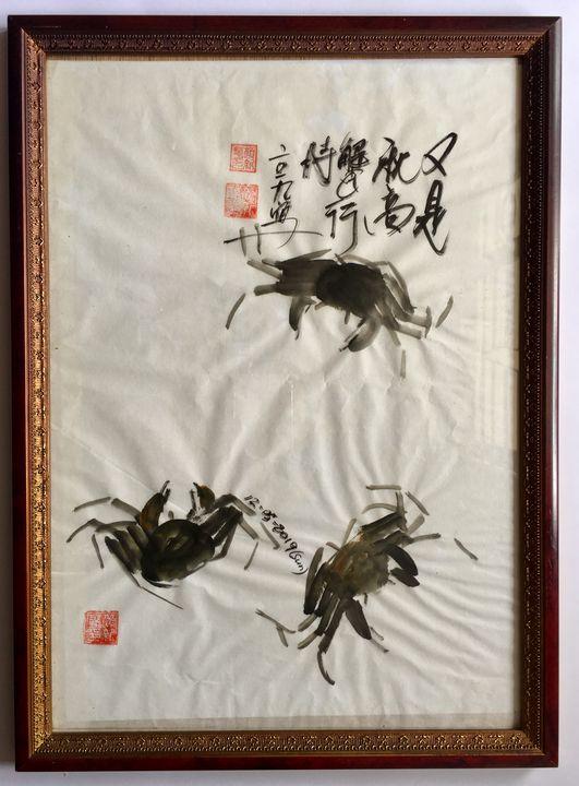 Autumn Crabs - YanXH