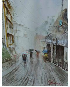 streets of darjeeling