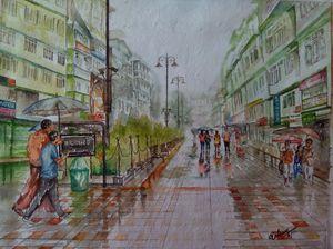 rainy day , mg marg