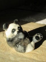 Hevener Panda Miniature Figurine - Ron Hevener & Co.