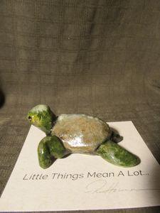 Hevener Turtle Miniature Collectible