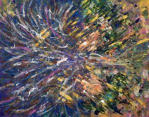 Blown Away Monet