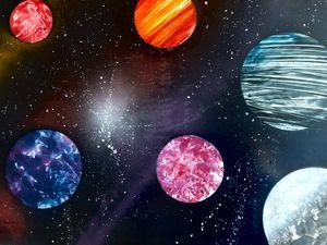Vivid space