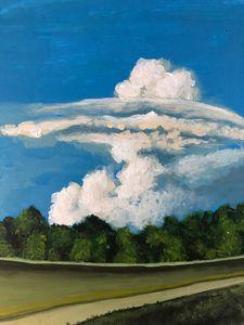 Atomic clouds