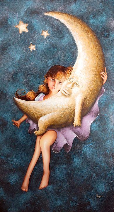 Salvación de Sueños (Rigo art) - Rigoberto Castro (Rigo-Art)