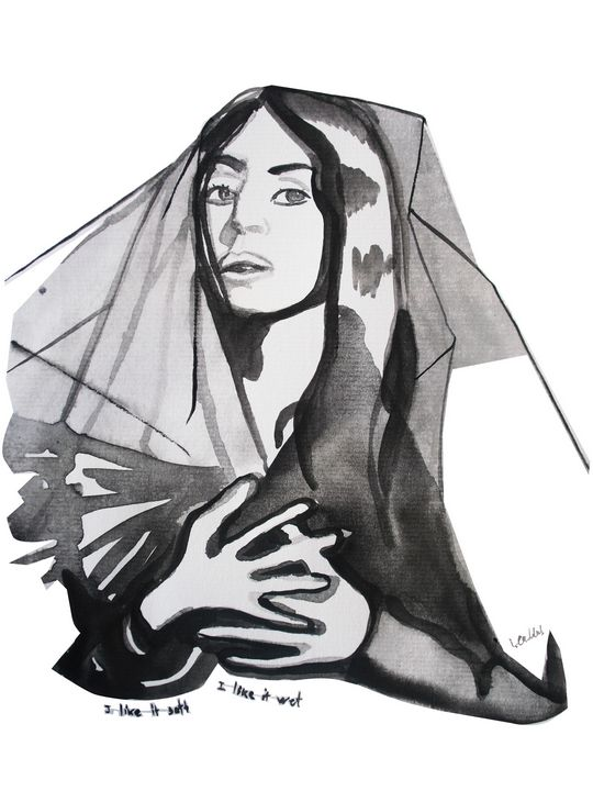 Lykke Li - IC Illustration