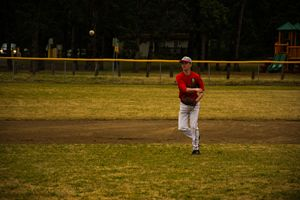 Infield Groundball #12