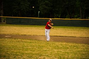 Infield Groundball #10