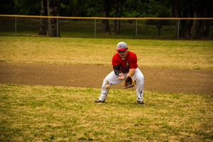 Infield Ground Ball