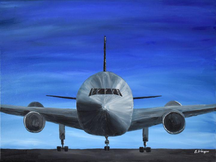 Flying Machine - Singer Fine Arts