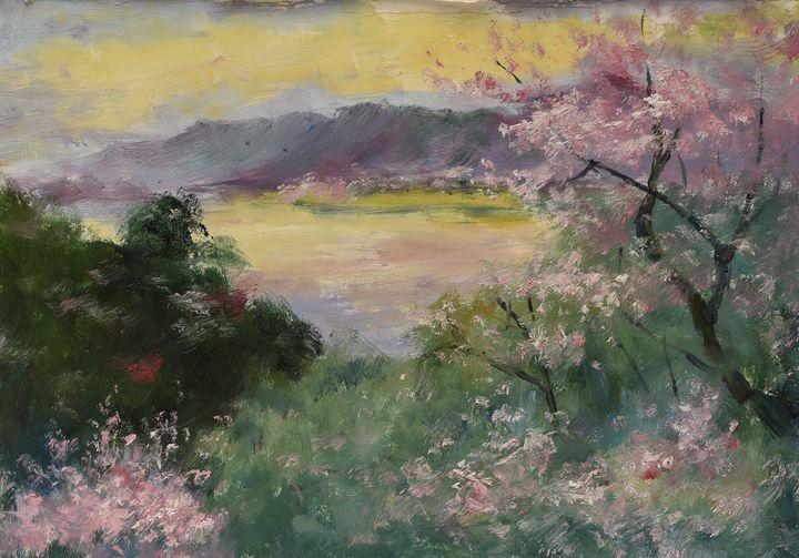 Cherry blossom - Art & Friends