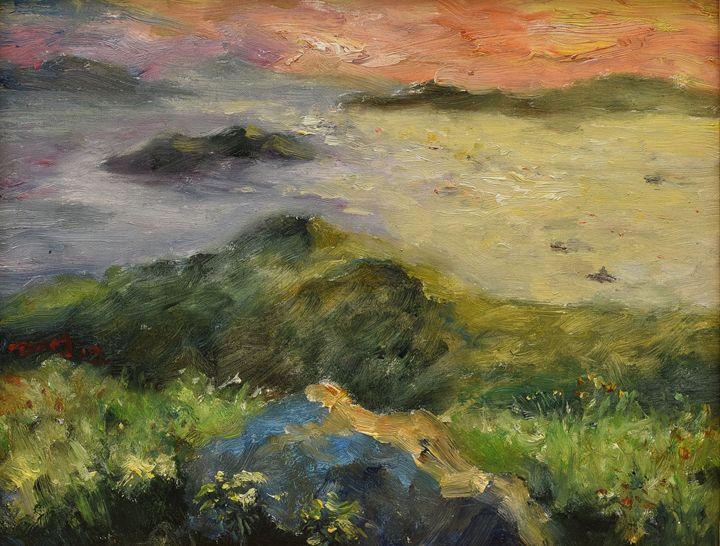 Sunset - Art & Friends