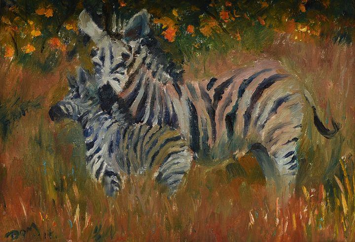 Zebras - Art & Friends