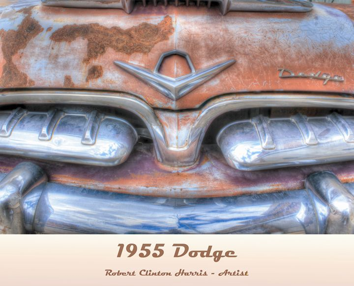 1955 Dodge (titled) - Lion's Gate and Open Road Photography