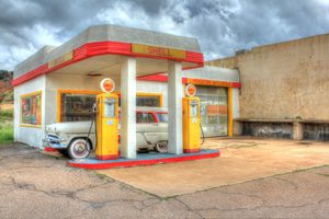 Lowell Shell Station