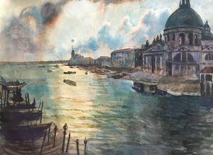 """""""Venice, A Time of Peace"""""""