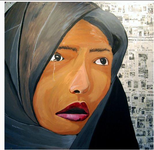 Tears - Paintings by Asha Tharayil