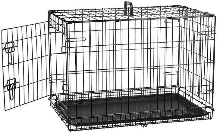 Dog cage.Double Door - catrin