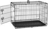 Dog cage.Double Door