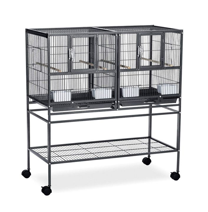Cage System with Stand - catrin