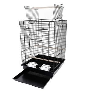 Bird Cage Pet Supplies Metal Cage